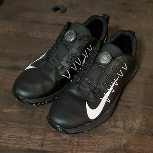 Nike Golf Lunarlon Boa Golf Shoes.